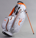 KJUS original Stand Bag White