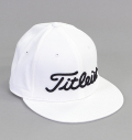 Titleist Flat Bill Cap White