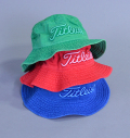 2015 Titleist Pigment Dyed Bucket Kelly, Cherry , Royal