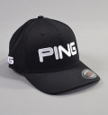 Ping P.Y.B. Tour Structured Cap Black/White