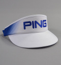 Ping Dot Fade Visor White/Royal