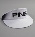 Ping Dot Fade Visor White/Black