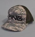 2016 Ping Digital Camo Limited Mesh Cap