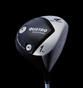 TOUR CHAMP QUATRO Black-Forged Driver 高反発モデル  + BOO TO BEE Shaft