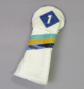 "excors original ""Pigskin"" Headcovers for Driver"