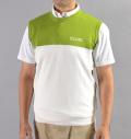 SQAIRZ SQKTB-02 Crew Neck Vest Lime/White