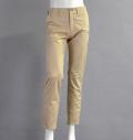 Fairy Powder FP16-1205 Cotton Stretch Pants Beige