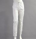 Fairy Powder FP16-1205 Cotton Stretch Pants White