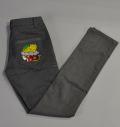ILicca Golf IG16-6200 Chino pants ひょうと女の子 Gray