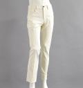Tranvi TRPTB-04 L-Pocket Stretch Pants White/Navy