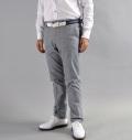 Tranvi TRPTB-05 Stripe Stretch Pants Gray