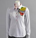 ILicca Golf IG16-6100 Long sleeves shirt ひょうと女の子 White
