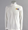 ILicca Golf IG16-5101 Super Stretch Pullover many many happy White