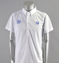 2017 Fairy Powder FP17-1104 Mesh BD Polo White
