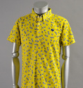 2017 Fairy Powder FP17-1106 Print BD Polo Yellow