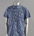 2017 Fairy Powder FP17-1105 Print BD Polo Navy