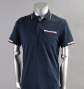 AG Green Label NILS POLO NAVAL BLUE