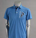 PeakPerformance G Panmore Polo Mid Blue