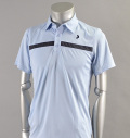 PeakPerformance  G Panmore Stripe Polo Shirt Blue