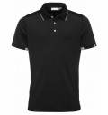 KJUS STAN POLO S/S Black