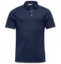 KJUS SEAPOINT ENGINEERED POLO S/S Night Blue