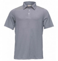 KJUS SOREN STRIPE POLO Night Blue