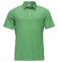 KJUS SOREN STRIPE POLO Green