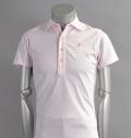 Tranvi TRSHB-018 Wide Collar Shirts Pink