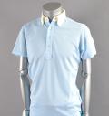 Tranvi TRSHB-024 BD Cleric Shirts Sax