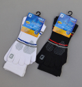 FJ DrySof 5 Crew Socks
