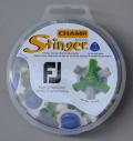 Champ Stinger Tri-Lok for Footjoy Green/White