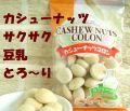 サクサク とろーり 大興食品カシューナッツコロン
