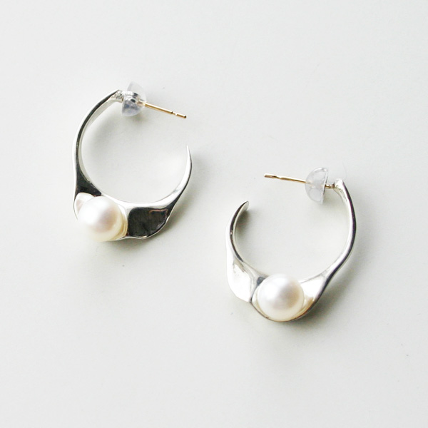 【再入荷】IRIS47/Wave Pierce in Silver