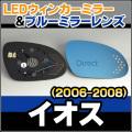 LM-VW08H VW���ե��륯�������EOS/������(2006-2008)��LED�������ɥ��ߥ顼����֥롼�ɥ��ߥ顼���