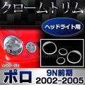 ��RI-VW551-01���إåɥ饤���Ѣ�Polo/�ݥ�(9N����/2002-2005)��VW/�ե��륯�������/���?���å����ץȥ��/�����˥å��墣