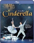 バーミンガム・ロイヤル・バレエ「シンデレラ」(直輸入Blu-ray)
