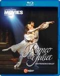 サンフランシスコ・バレエ「ロミオとジュリエット」トマソン版 (直輸入Blu-ray)