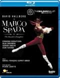 ボリショイ・バレエ「マルコ・スパダ あるいは盗賊の娘」オブラスツォーワ&ホールバーグ (直輸入Blu-ray)
