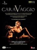ベルリン国立バレエ「カラヴァッジオ」SPECIAL EDITION セミオノワ&マラーホフ(直輸入DVD+CD)