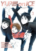 ユーリ!!! on ICE 3 (Blu-ray)