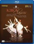キーロフ・クラシックス〜サンクトペテルブルクのキーロフ・バレエ(直輸入Blu-ray+CD)