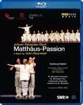 ハンブルク・バレエ「マタイ受難曲」振付:ジョン・ノイマイヤー (直輸入Blu-ray)