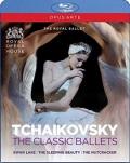 英国ロイヤル・バレエ チャイコフスキー・クラシックBOX TCHAIKOVSKY THE CLASSIC BALLETS (直輸入Blu-ray-BOX)