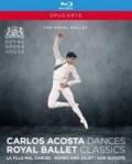 英国ロイヤル・バレエ カルロス・アコスタ・コレクションBOX (直輸入Blu-ray-BOX)