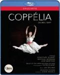 パリ・オペラ座バレエ「コッペリア」全2幕 パトリス・バール版(直輸入Blu-ray)