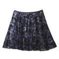 CDP-784 フラワーメッシュスカート (クードゥピエ)