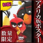 �ڱDz�ݥ������� ����С��� ���å� The Angry Birds Movie /����ƥꥢ ���˥� ������� �ե졼��ʤ� /2nd ADV-ξ�� [���ꥸ�ʥ�ݥ�����]