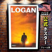 【映画ポスター】 LOGAN ローガン ウルヴァリン3 X-MEN グッズ /アメコミ インテリア おしゃれ フレームなし /ADV-両面 [オリジナルポスター]