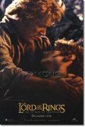 【映画ポスター グッズ】ロードオブザリング 王の帰還 [Sam and Frodo ADV-両面] [オリジナルポスター]
