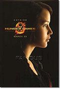 【映画ポスター グッズ】ハンガー・ゲーム (ジェニファー・ローレンス/THE HUNGER GAMES) [Katniss ADV-両面] [オリジナルポスター]